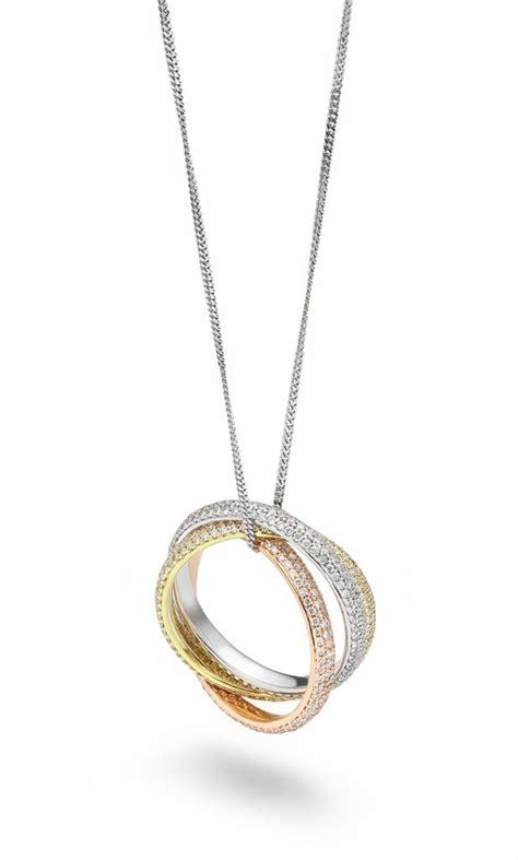 omg diamond wedding rings worn   pendant