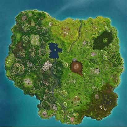Fortnite Season Map Locations Changes Res Hi