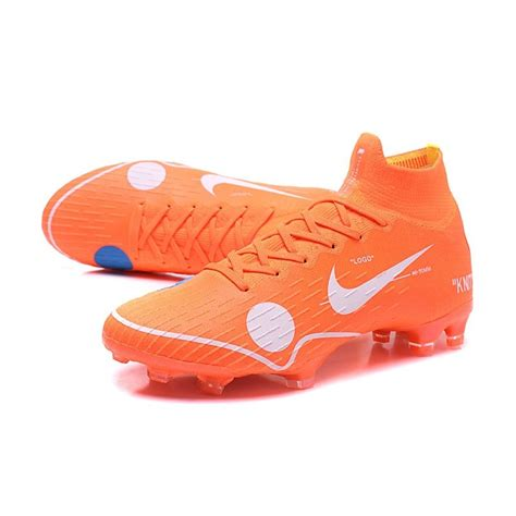 nike  white mercurial superfly  fg football boots