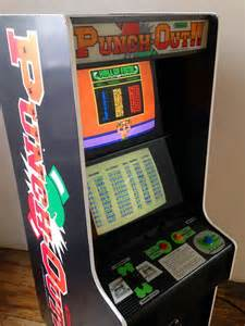 Original Punch Out Arcade Game