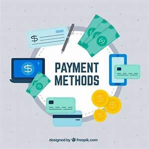 Rechnung Online Pay 24 : m todos de pago con c rculo descargar vectores gratis ~ Themetempest.com Abrechnung
