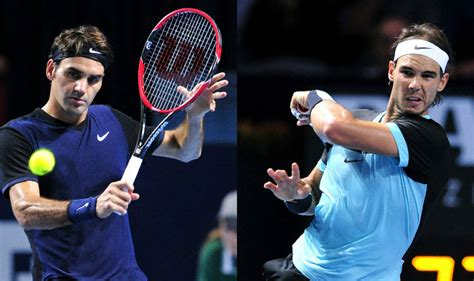 Tennis: Nadal V Federer Head-to-head - UrduPoint