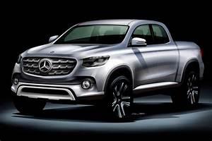 Pick Up Mercedes Amg : la pick up de mercedes podr poseer est tica amg pero no un v6 o v8 en su interior ~ Melissatoandfro.com Idées de Décoration