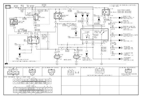 Mitsubishi Electrical Wiring Diagram by Mitsubishi L200 Electrical Wiring Diagram Wiring Diagram