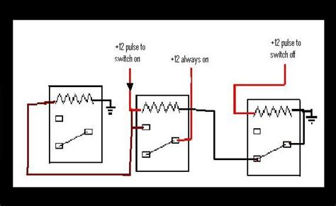 What Latching Relay Types Relays