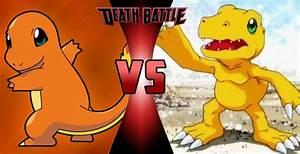 Image - Charmander VS Agumon.png | DEATH BATTLE Wiki ...