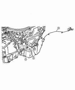 Dodge Challenger Heater  Engine Block