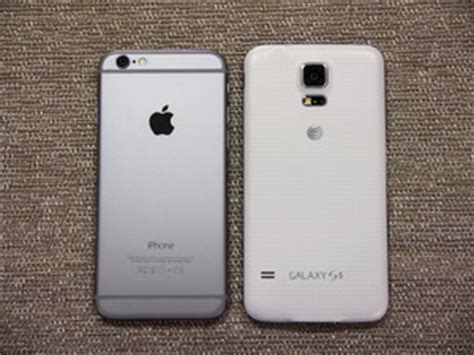 iphone 6 vs galaxy s5 apple iphone 6 vs samsung galaxy s5 vote for the better