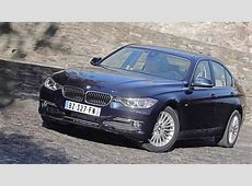Essai BMW Série 3 320d 184 ch BVA8 Luxury 2012 YouTube