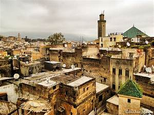 The Old City Of Fez  Morocco Photo On Sunsurfer
