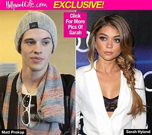 Sarah Hyland & Matt Prokop: Is He Violating Restraining ...