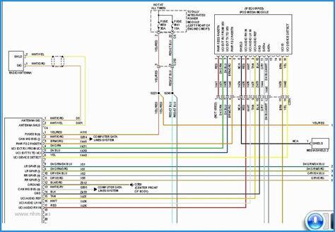 Radio Wiring Diagram World Example
