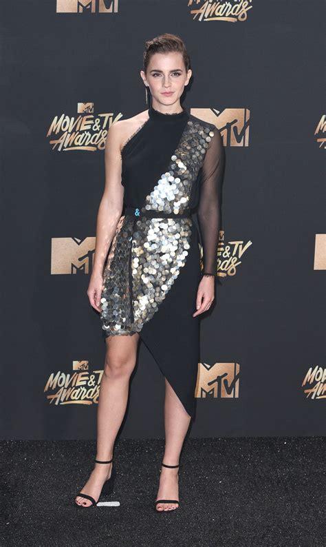 Emma Watson Transformed Into Goth Mermaid The Mtv