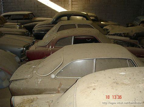Portugal Car Barn Find by This Secret Collection Of Cars Became The Greatest Barn