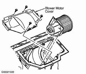 2001 Saturn L300 With Intermittent Blower Motor Problem