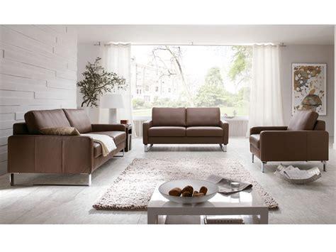 Candy Sofagarnitur 3-teilig Intermezzo Einzelsofa 3 Sitzer