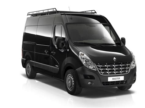 Renault Master Range Updated For 2012