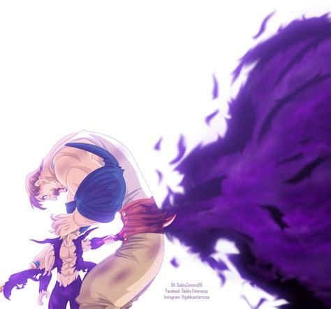 The Seven Deadly Sins Anime Wallpaper Meliodas Vs Escanor Nanatsu No Taizai Ch 231 By Gabbyzamora96 On Deviantart