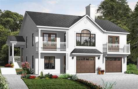 Country Style House Plan 4 Beds 2 Baths 2285 Sq/Ft Plan
