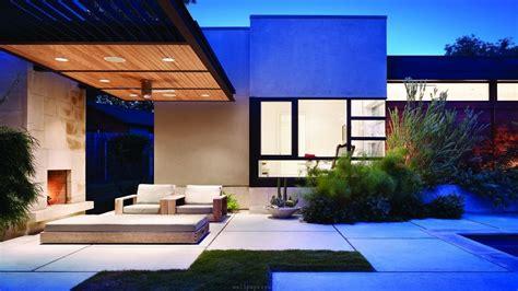 Gardening Beautiful Modern Garden Cool House Design Ideas