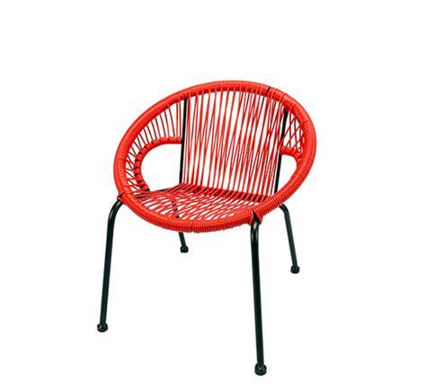 chaise de jardin enfant chaise de jardin enfant fil ipanema 59 salon d 233 t 233