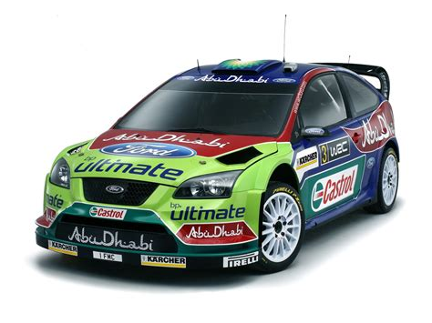 2008 Ford Focus Rs Wrc 08 News And Information Research