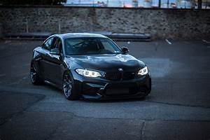 Black Sapphire Metallic BMW M2 Gets Carbon Fiber Upgrades ...