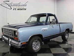 1985 Dodge D100 Custom Prospector For Sale