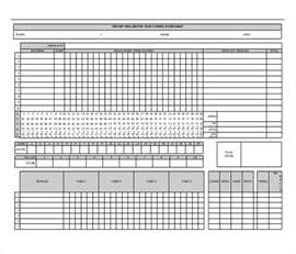 Basketball Sheet Template Excel 10 Free Scoreboard Templates In Microsoft Word Format Free Premium Templates