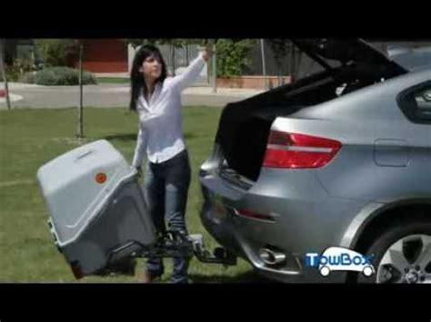 de la towbox coffre dattelage  transport