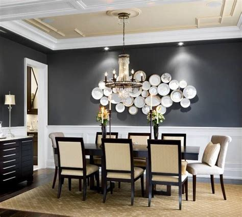 decorate the wall near your dining table founterior