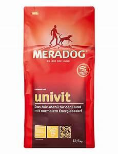 Hundefutter Mera Dog : meradog premium univit hundefutter mera ~ A.2002-acura-tl-radio.info Haus und Dekorationen