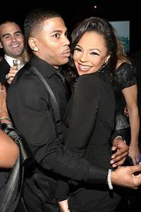 Ashanti and Nelly are still together at the Angel Ball