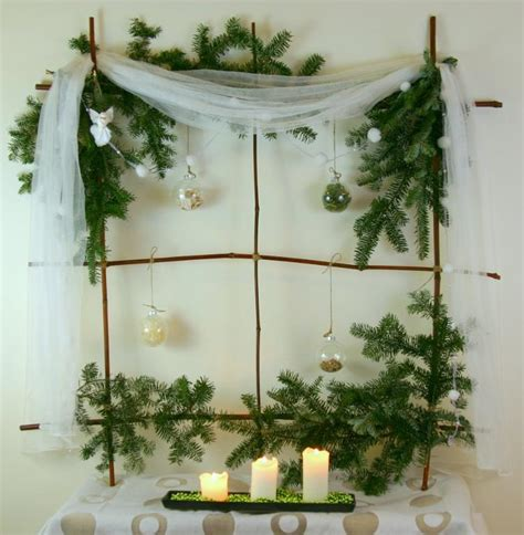 you have to see christmas wall decor by fancydolls