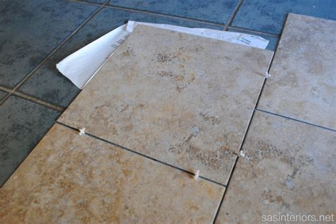 flooring vinyl tiles diy installing groutable luxury vinyl tile jenna burger