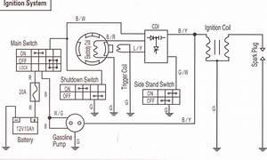 Cf Moto Wiring Diagram : no fire scooter professor ~ A.2002-acura-tl-radio.info Haus und Dekorationen