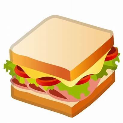 Clipart Icon Sandwiches Sandwich Emoji Google Drink
