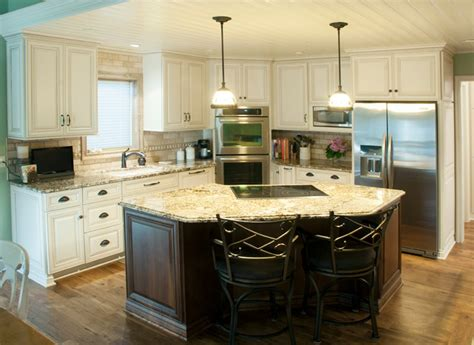 Koch Cabinet by Koch Cabinets Traditional Kitchen New York By