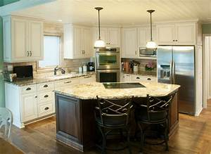Koch Cabinets Traditional Kitchen New York By