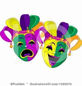 12 Gra Mardi Vector Clip Art Images - Mardi Gras Clip Art ...