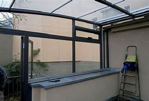 Abri De Terrasse Coulissant : articles l abris terrasse et verandas coulissantes ~ Dode.kayakingforconservation.com Idées de Décoration