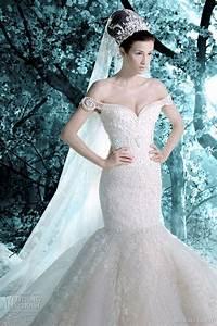 Michael cinco wedding dresses fall winter 2011 2012 for Michael medina wedding dress