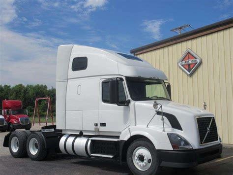 volvo semi truck for sale by 2012 volvo vnl64t670 sleeper semi truck for sale 336 847