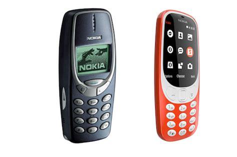 nokia 3210 alt comeback des kult handys nokia 3310 beim mwc 2017 vorgestellt