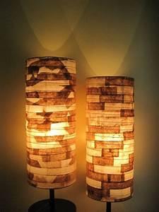 Lampenschirm Für Stehlampe : lampenschirm basteln 55 attraktive anleitungen und ideen ~ Orissabook.com Haus und Dekorationen