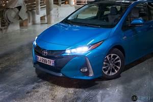 Prius Hybride Rechargeable : une semaine en toyota prius hybride rechargeable blog automobile ~ Medecine-chirurgie-esthetiques.com Avis de Voitures