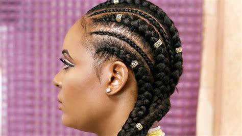 cornrow  extensions feed  braids
