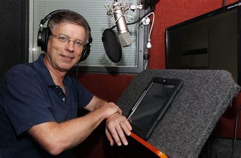 simon vance audiobook narrator studio interview exclusive reading narrated appreciation extraordinaire