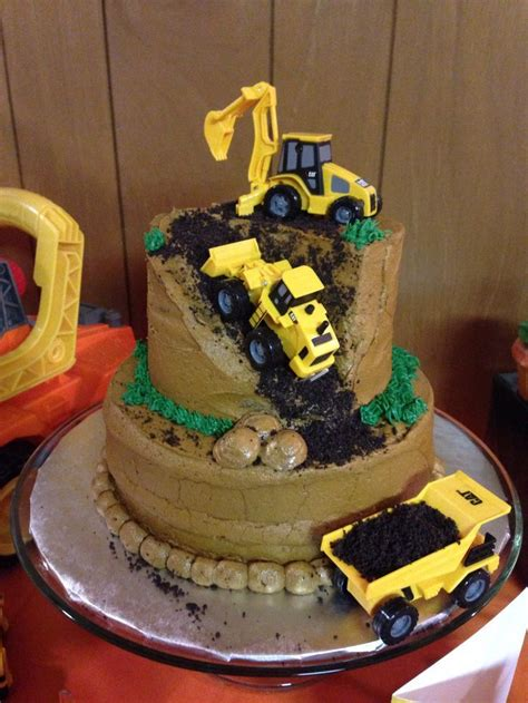Construction Cake Decorations by 34 Best Images About Birthday Cakes On