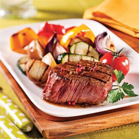 cuisine au vin rosé filets mignons au vin et poivre recettes